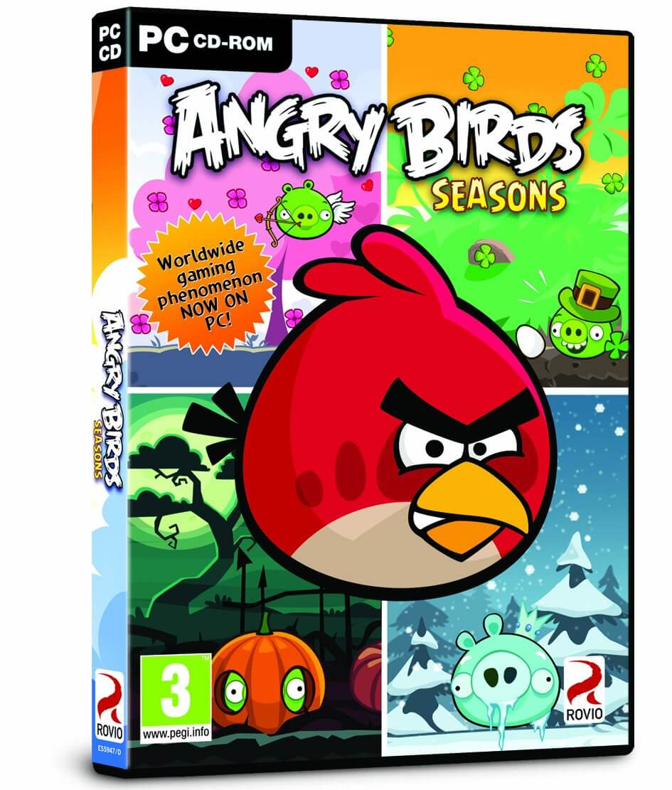 You can download Angry Birds for PC – Angry Birds